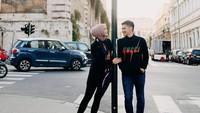 Pasangan yang resmi menikah pada 1 Desember 2019 ini honeymoon ke Roma, Milan, Venice, dan Dolomite. (Foto: Instagram @thereal_rezkyadhitya)