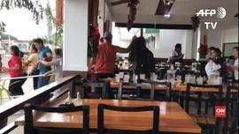 VIDEO: Detik-detik Gempa Bumi Magnitudo 6,8 di Filipina