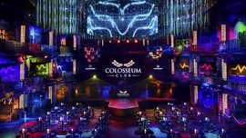 Colosseum: Kami Muak dengan Narkoba Rugikan Bisnis Kami