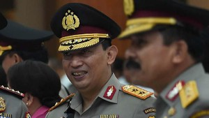Jokowi Lantik Listyo Sigit Sebagai Kapolri Hari ini
