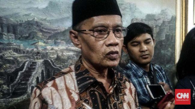 Ketum PP Muhammadiyah Haedar Nashir mengatakan menahan diri tak mudik lebaran saat ini juga bentuk dari kesalehan dalam memahami agama.