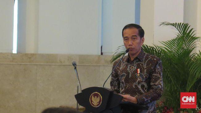 Presiden Joko Widodo meresmikan Tol Balikpapan-Samarinda (Balsam) Seksi II, III, dan IV dari Samboja sampai Samarinda pada Selasa (17/12).