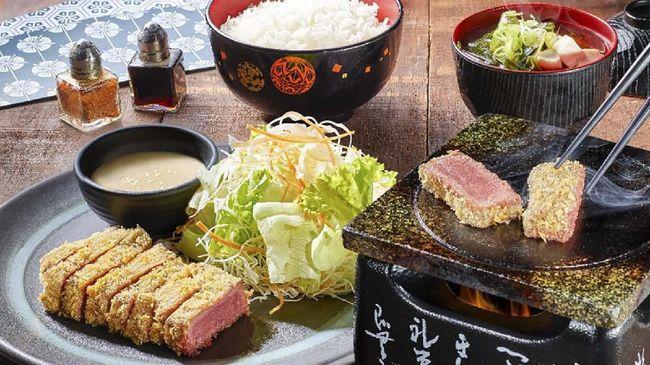 Restoran kuliner Jepang, Gyu Katsu Nikaido, membuka gerai anyarnya di Trans Studio Bintaro. Nikmati sejumlah promo yang ditawarkan.