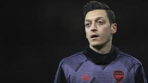 Tinggalkan Arsenal, Ozil Salam Perpisahan ke Rekan Setim