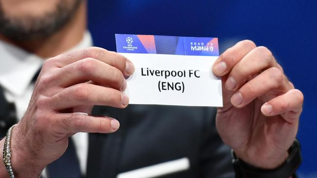 Bayern Munchen, Liverpool, Real Madrid, PSG, hingga Juventus masuk dalam pot unggulan Liga Champions 2020/2021.