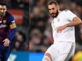 Pemain Madrid Ramai-ramai Bantu Benzema Kalahkan Messi