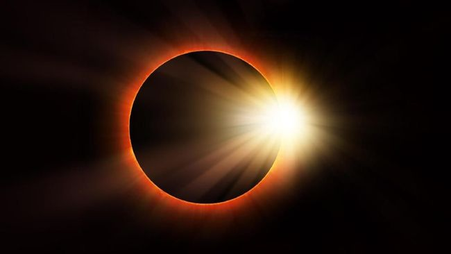 BMKG membagikan daftar lengkap lokasi dan waktu puncak pengamatan gerhana matahari cincin 2019.