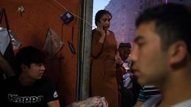 AS Sanksi 11 Perusahaan China Terkait Pelanggaran HAM Uighur