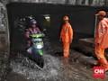 Curah Hujan Tinggi, Ada 8 Titik Genangan di Jakarta