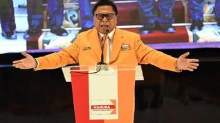 Beda dari PDIP, Hanura Usul Ambang Batas Parlemen 3 Persen