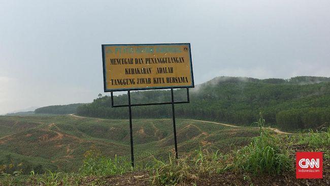 Kawasan Hutan Tanaman Industri (HTI) yang dipegang oleh PT ITCI Hutan Manunggal di Kabupaten Penajam Paser Utara, Kalimantan Timur akan menjadi kawasan ibu kota negara yang baru.