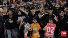 Janji Jakmania Jelang Semifinal Piala Menpora Persija vs PSM