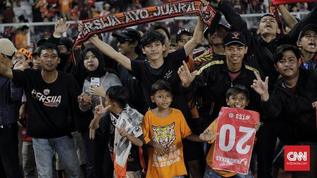 The Jakmania berusaha memegang komitmen dan tidak akan merayakan berlebihan jika Persija menang atas PSM pada leg pertama semifinal Piala Menpora 2021.