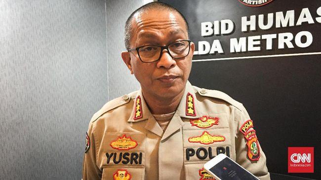 Polda Metro Jaya belum memastikan jumlah personel yang bakal dikerahkan untuk mengawal unjuk rasa FPI, GNPF Ulama, dan PA 212 di Kedubes India, esok hari.