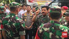 New Normal, Anggota TNI-Polri Pantau Ketat 1.800 Titik