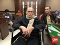 Hakim Tegur Kivlan Karena Tolak Jawab Pertanyaan Jaksa