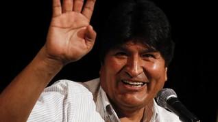 Diasingkan, Eks Presiden Bolivia Evo Morales Akan Pulang
