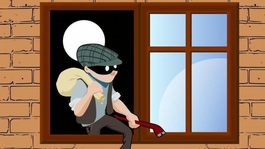 Tak Tahu Malu, Pencuri Tinggalkan Pesan usai Curi Barang