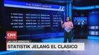 VIDEO: Statistik Jelang Laga El Clasico