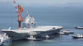 Spesifikasi Kapal Induk II China, Proyek Perang Xi Jinping