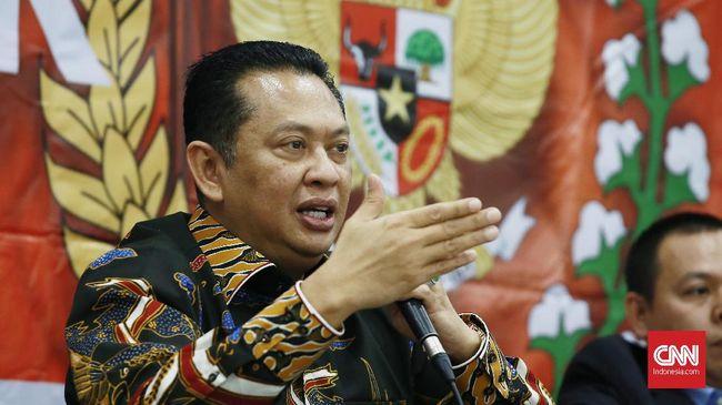 Bambang Soesatyo meminta polisi menindak pemalsu KTA Perbakin menysul temuan KTA Perbakin palsu milik penyerang Mabes Polri, ZA.