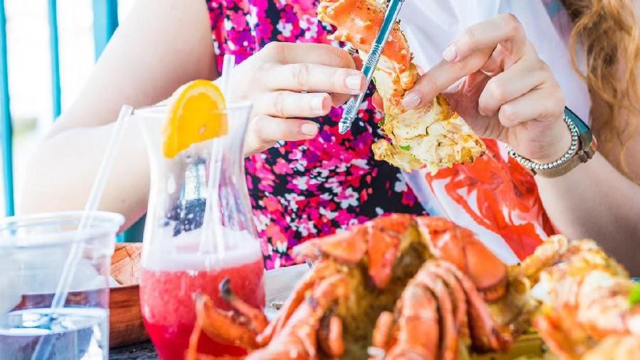Ibu Menyusui Makan Kepiting, Adakah Pengaruhnya Terhadap ASI dan Bayi?