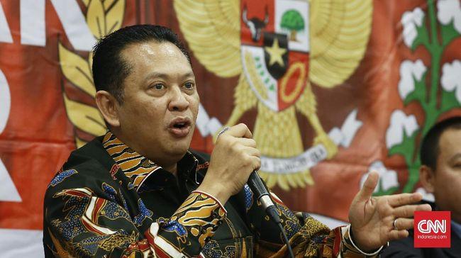 Ketua MPR Bambang Soesatyo mendorong pemerintah memperbaiki data penerima bansos agar penyaluran tepat sasaran.