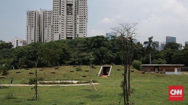 Pemprov DKI Jakarta selama 2019 mengklaim telah menanam puluhan ribu pohon dan jutaan semak di kawasan Timur, Barat, Utara, hingga Selatan ibu kota.