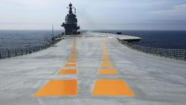 Spesifikasi Vikrant, Kapal Induk Pertama Buatan India