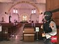 Polda Jateng Terapkan 'Maximum Security' di Gereja saat Natal