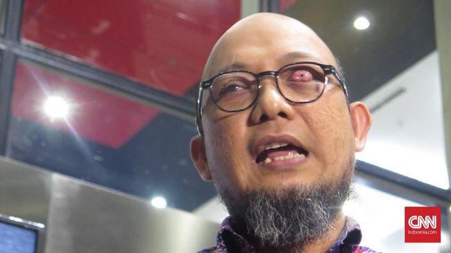 Penyidik KPK Novel Baswedan menyebut 75 pegawai kritis dan berintegritas disingkirkan secara terencana via TWK.