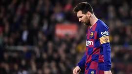 Suarez Pergi, Messi Terancam Kehilangan Sahabat Lagi