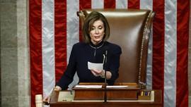 Nancy Pelosi, dari Ibu Rumah Tangga hingga Ketua DPR AS