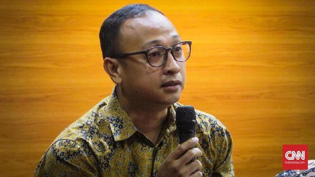 Mantan pegawai KPK yang diberhentikan, Rasamala Aritonang terpikirkan untuk membuat partai politik guna mewujudkan Indonesia bebas korupsi