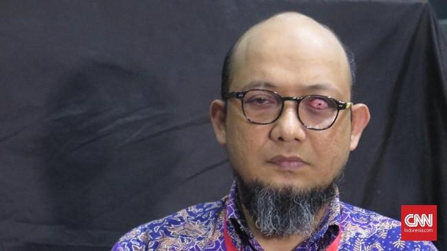 Novel Baswedan Sebut Koruptor Sabar Sekian Lama Lemahkan KPK