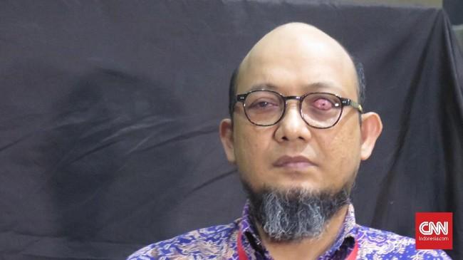 Novel Siap Lawan Keputusan Firli Nonaktifkan 75 Pegawai KPK