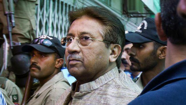 Mantan Panglima Angkatan Bersenjata sekaligus eks PM Pakistan, Pervez Musharraf, menyebut vonis mati sebagai balas dendam.
