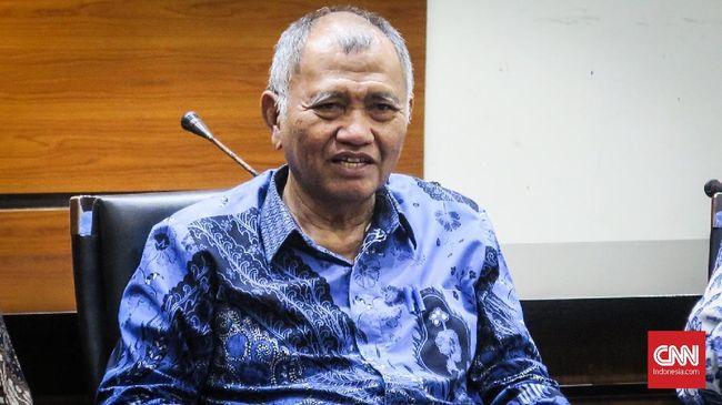 DPR lewat kuasa hukumnya menyatakan Agus Rahardjo cs selaku mantan pimpinan KPK tak lagi menjalankan fungsi, tugas dan wewenang sebagai pimpinan KPK.