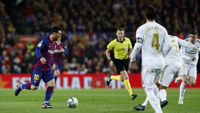 Lionel Messi pada El Clasico 11 Maret 2007 menggemparkan dunia, karena berhasil mencetak tiga gol yang membuyarkan kemenangan Real Madrid.