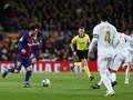 Momen Indah Messi Muda di El Clasico: Cetak Hattrick