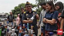 Syarat Investasi Miras Usai Dibuka Jokowi