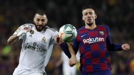 Bek Barcelona Dukung Pergantian Lima Pemain di La Liga
