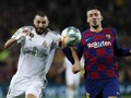 El Clasico Tanpa Gol, Hasil Akhir yang Jarang Terjadi