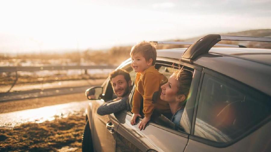 Tips Liburan Road Trip dengan Mobil Bersama Anak