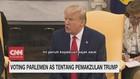 VIDEO: Akan Dimakzulkan, Donald Trump Marah Besar