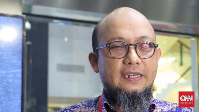 Polisi berhasil menangkap dua tersangka penyiraman air keras Penyidik KPK Novel Baswedan. Netizen riuh dan mengucapkan rasa syukur atas penangkapan tersebut.