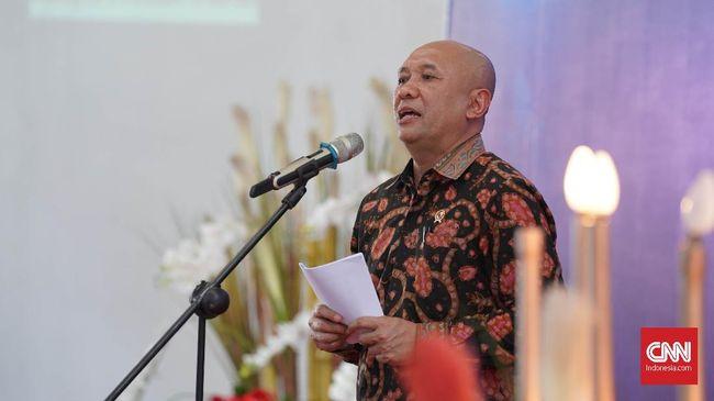 Menteri Koperasi dan Usaha Kecil Menengah Republik Indonesia, Teten Masduki.