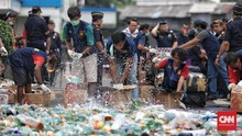 Deret Sanksi Polisi Mabuk-mabukan Berkaca Kasus Bripka CS