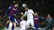 El Clasico, Duel Pemain Kunci Barcelona vs Real Madrid