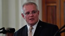 Australia Kecam China soal Foto Tentara Pegang Pisau di Leher